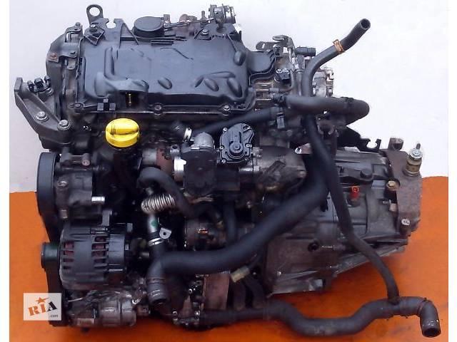 бу Двигатель, мотор, двигун 2.0 dCi Опель Виваро Opel Vivaro, Рено Трафик Renault Trafic, Primastar в Ровно