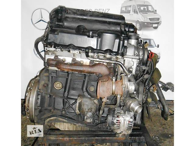 продам Двигатель, Мотор, Двигун Мерседес Спринтер 903 Спрінтер Mercedes Sprinter 2.2; 2.7 CDI бу в Ровно