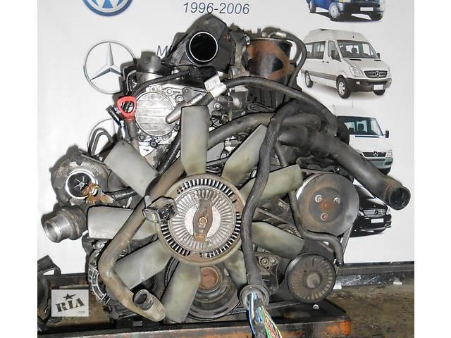 продам Двигатель, мотор, двигун Мерседес Спринтер 903 Спрінтер Mercedes Sprinter 2.2 CDI ОМ611 бу в Ровно