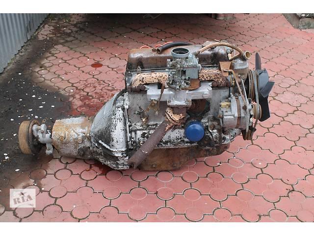 бу Двигатель, мотор ГАЗ 21 УАЗ в Ковеле
