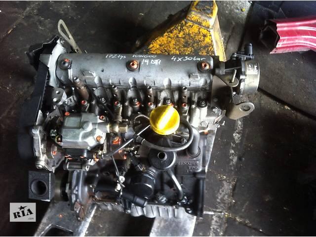 купить бу Двигатель, мотор Renault Kangoo 2001г.в. 1,9dti. F9Q.  в Днепре (Днепропетровске)