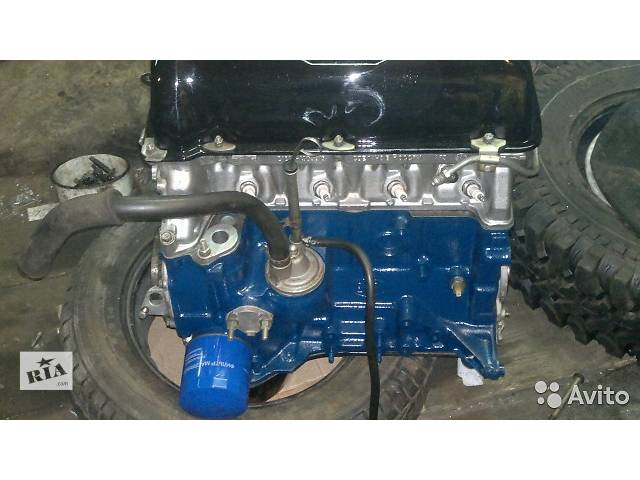 Двигатель мотор ВАЗ 21213 2121 НИВА 1.7 Гарантия - объявление о продаже  в Харькове