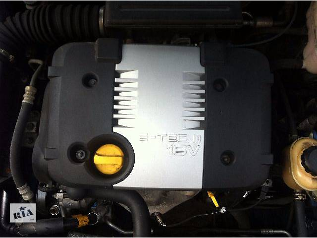 купить бу Двигатель на Chevrolet Lacetti 1.8 Hatchback 2006 - 2012 ЕВРО 3 в Ровно