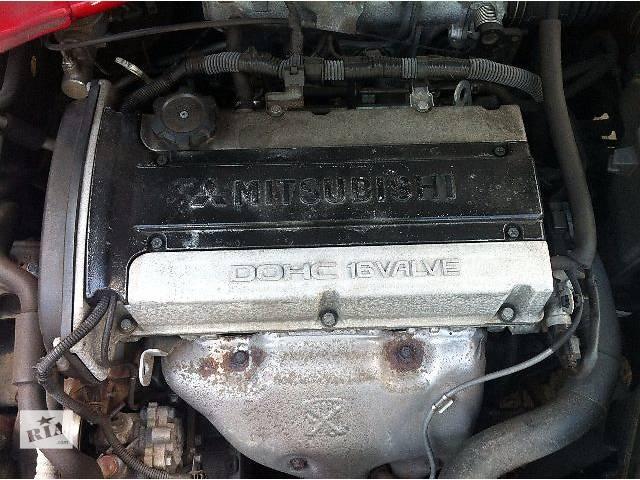 бу Двигатель на  Mitsubishi Lancer 2.0 2005 - 2009 в Ровно