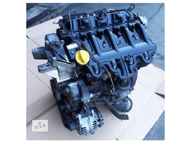 купить бу Двигатель на Рено Мастер Renault Master 2.5 dci 2003-2010 в Ровно