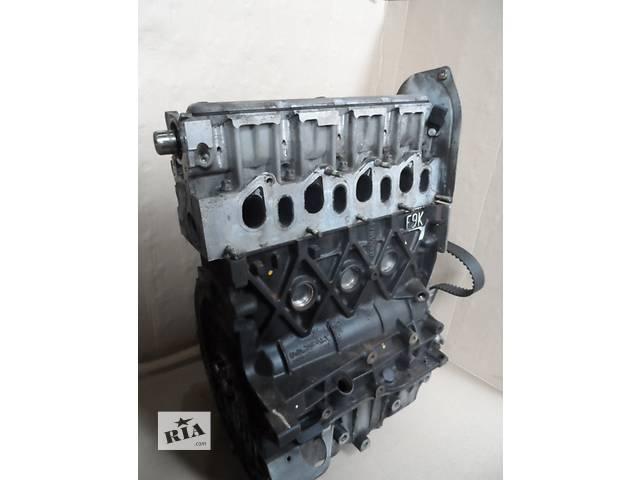 Двигатель на Рено Renault Мастер Master Опель Opel Мовано Movano 1.9 2003-2010- объявление о продаже  в Ровно
