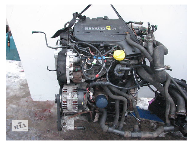 купить бу Двигатель Nissan Primastar (Нисан Примастар) 1.9 DCI CDTI в Киеве