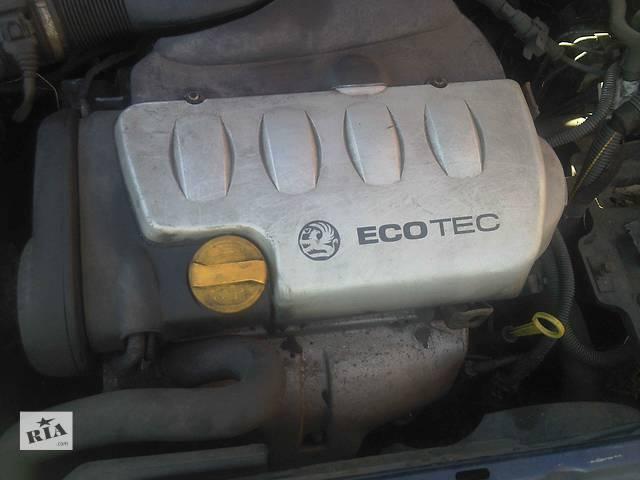 продам  Двигатель Opel Astra G 1,8і, 2001 год.   бу в Ужгороде