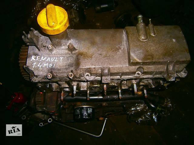 продам Двигатель Renault, Dacia 1.4mpi бу в Виннице