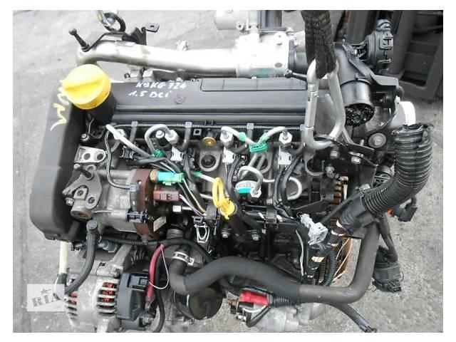 купить бу Двигатель Renault Kangoo 1.5 DCI в Ужгороде