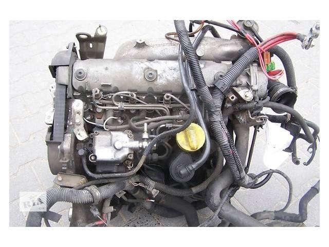 бу Двигатель Renault Kangoo 1.9 DTI в Ужгороде