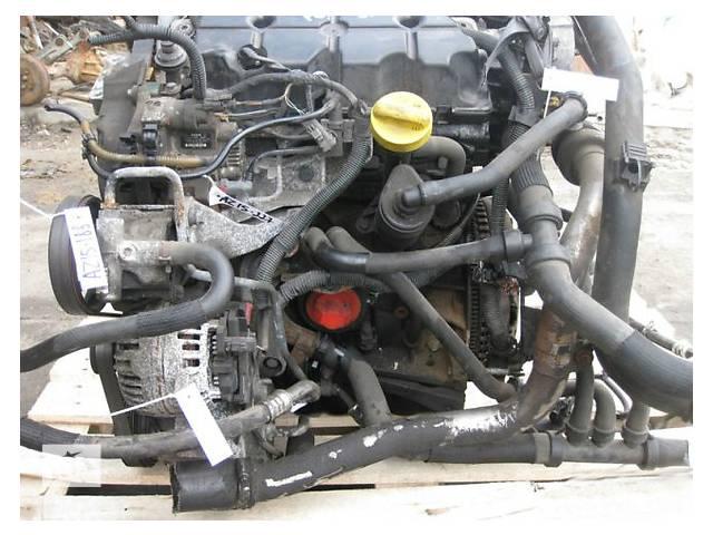 Двигатель Renault Laguna 1.9 DCI- объявление о продаже  в Ужгороде