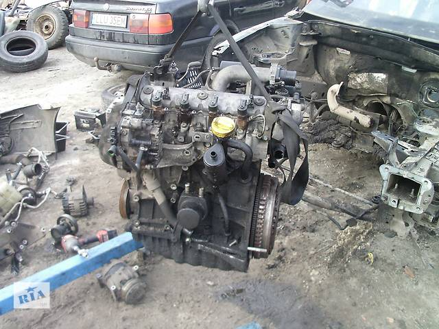 бу  Двигатель  Renault Laguna II, trafic, vivaro 1,9 dci в Ковеле