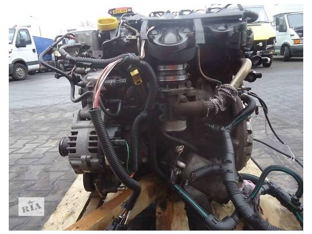 Двигатель Renault Master 2.2 DCI- объявление о продаже  в Ужгороде