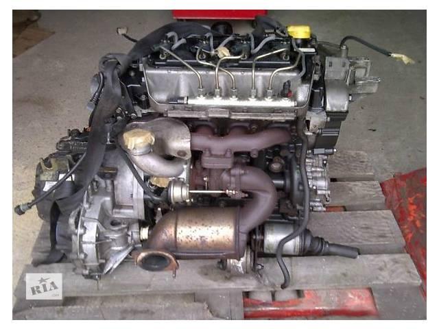 продам Двигатель Renault Master 2.5 DCI бу в Ужгороде