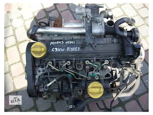 Двигатель Renault Megane 1.5 DCI- объявление о продаже  в Ужгороде