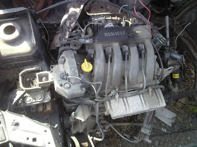 купить бу  Двигатель Renault Megane 1.6i, 1999 год. ДЕШЕВО!!!!  в Ужгороде