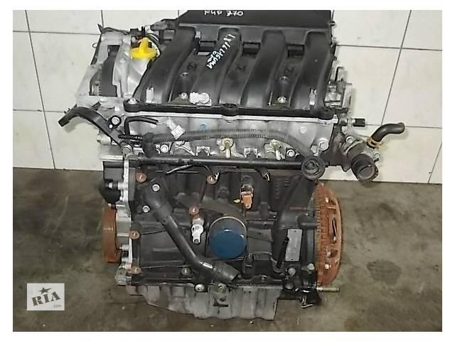 Двигатель Renault Megane 1.8- объявление о продаже  в Ужгороде