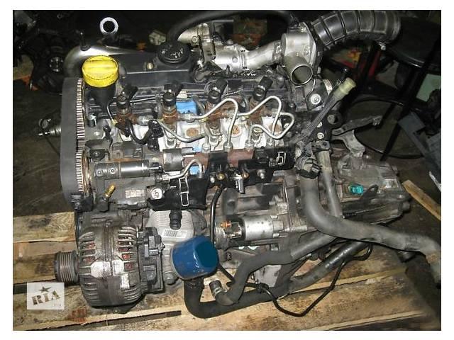 купить бу Двигатель Renault Scenic 1.5 DCI в Ужгороде