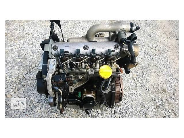 бу Двигатель Renault Scenic 1.9 DCI в Ужгороде