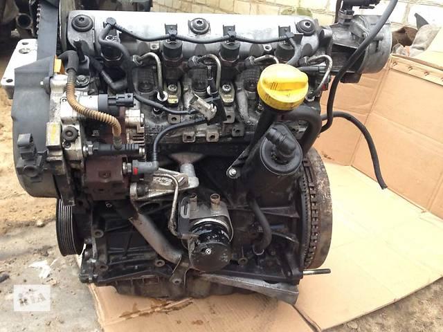 бу Двигатель Renault Trafic 1.9  dci / tdci в Ковеле