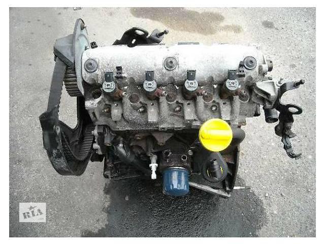 Двигатель Renault Trafic 1.9 DCI- объявление о продаже  в Ужгороде