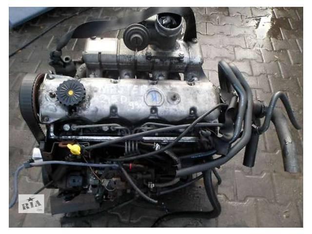 бу Двигатель Renault Trafic 2.5 D в Ужгороде