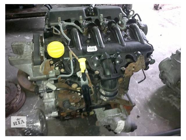 купить бу Двигатель Renault Trafic 2.5 DCI в Ужгороде