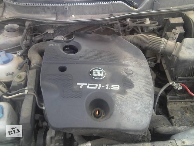 бу  Двигатель Seat Toledo 1.9ТD--2004 г. на части в Ужгороде