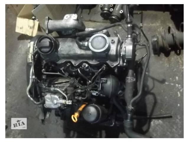 купить бу Двигатель Skoda Fabia 1.9 TDi в Ужгороде