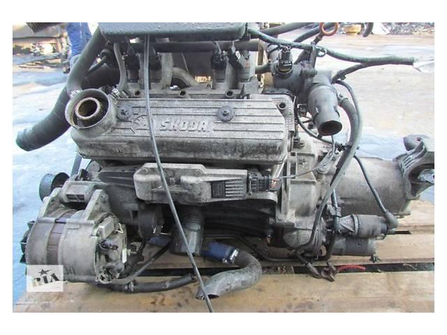купить бу Двигатель Skoda Felicia 1.3 в Ужгороде