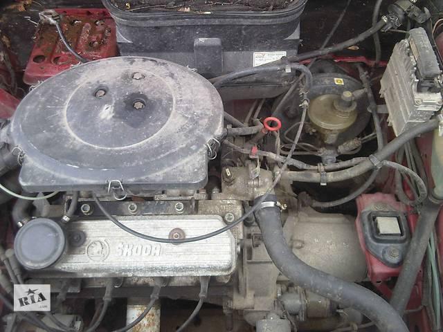 Двигатель Skoda Felicia 1.3i, 1997 год, идеальное состояние, ДЕШЕВО! - объявление о продаже  в Ужгороде