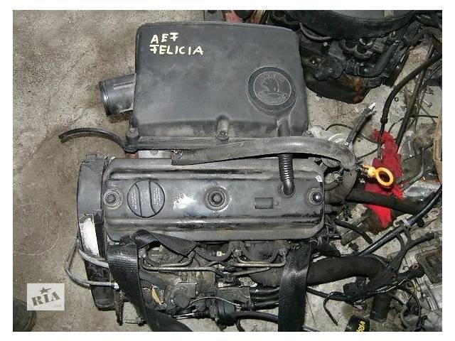 бу Двигатель Skoda Felicia 1.9 D в Ужгороде