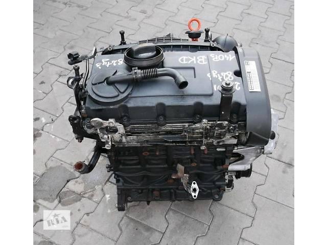купить бу Двигатель Skoda Octavia 2.0 TDi в Ужгороде