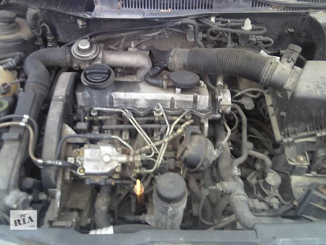 Двигатель Skoda Octavia Tour 1.9TDі. 2004 год. ДЕШЕВО!!! на части- объявление о продаже  в Ужгороде