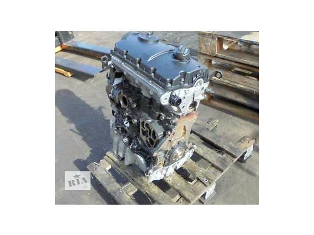 Двигатель Skoda SuperB 2.0 TDi- объявление о продаже  в Ужгороде