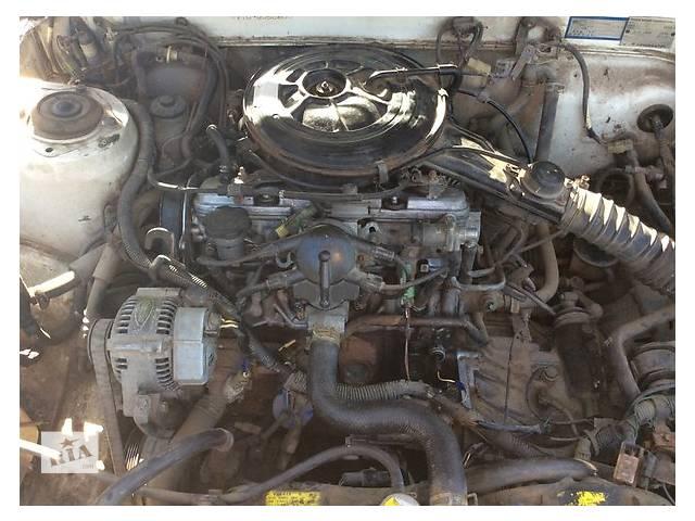 бу Двигатель Toyota Carina 2.0 D в Ужгороде