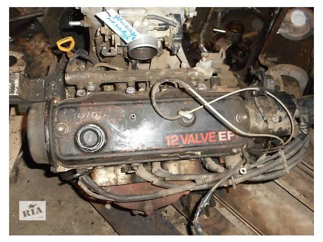 бу Двигатель Toyota Corolla 1.3 в Ужгороде