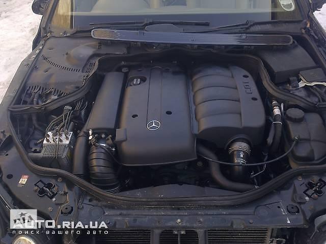 бу Двигатель в сборе для Mercedes E-Class в Киеве