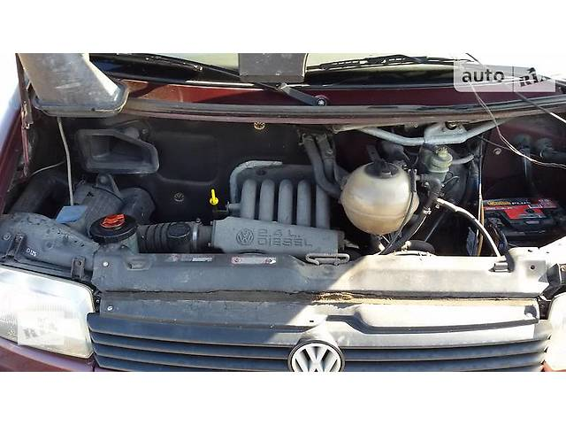 Двигатель Volkswagen Caravella 2.4 Фольсваген Т 4 (Транспортер, Каравелла)- объявление о продаже  в Ровно