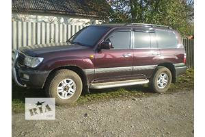 Запчасти Toyota Land Cruiser 100