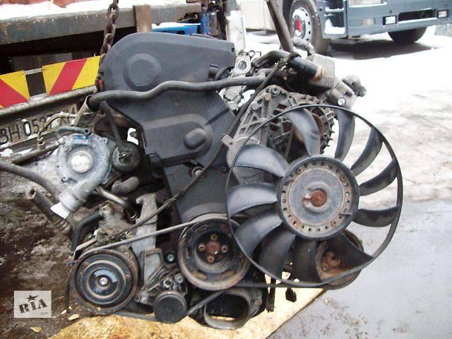 купить бу Двигатель Audi A6 1998-2003 год, 1.8турбо бензин, механика. в Киеве