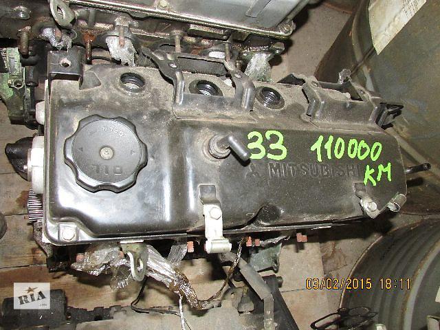 Двигатель для легкового авто Mitsubishi Lancer- объявление о продаже  в Львове