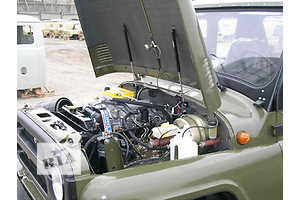 Двигатель УАЗ военный