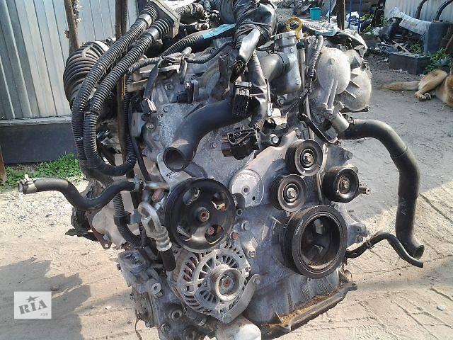 бу Двигатель Infiniti EX 25(VQ-25HR) 2009-2014 год, V-образная шестёрка. в Киеве
