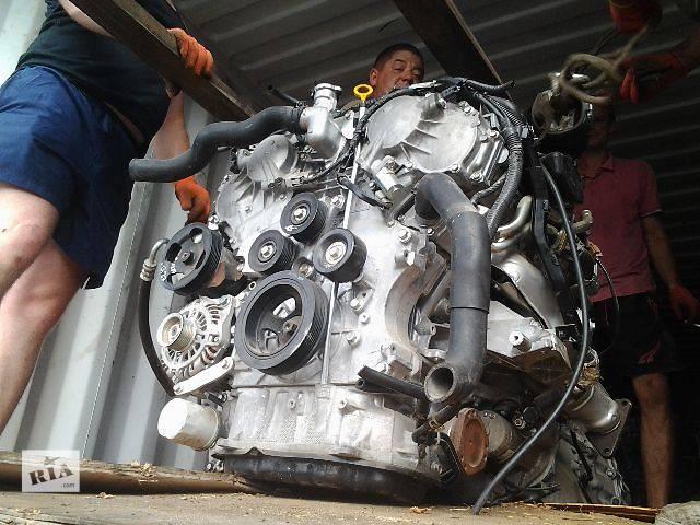 купить бу Двигатель Infiniti FX-37, (VQ-37HR) 2009-2014 год. в Киеве