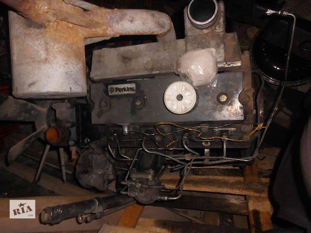 купить бу Двигатель JCB 1997 Спецтехника  в Черновцах