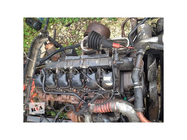 Двигатель+КПП Man 19.362 1992року- объявление о продаже  в Бережанах (Тернопольской обл.)