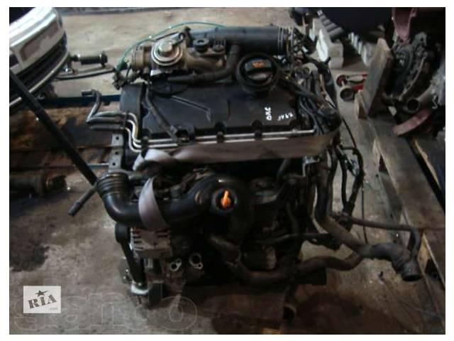 Двигатель Шкода Октавиа А5 Skoda Octavia A5 1,9TDI, BKC, BJB, BXE- объявление о продаже  в Запорожье