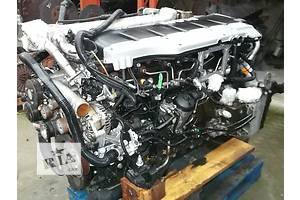 Двигатель man tga tgx 430 440 commonrail d2066